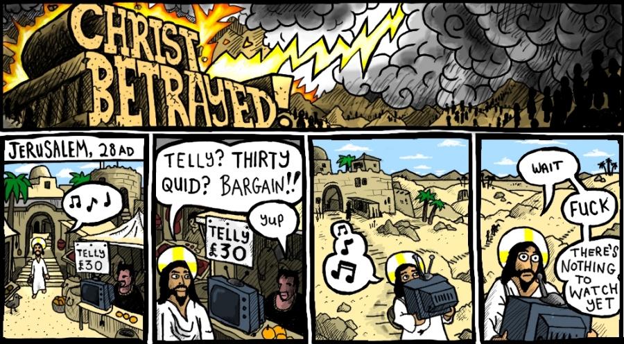 christ-betrayed