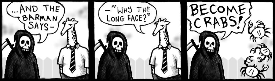 Long Face